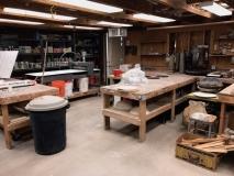 Studio - Main Work Area